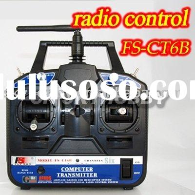 FS-CT6B 2.4GHz 6CH model-2 Remote control for rc airplane helicopter Transmitter & Receiver
