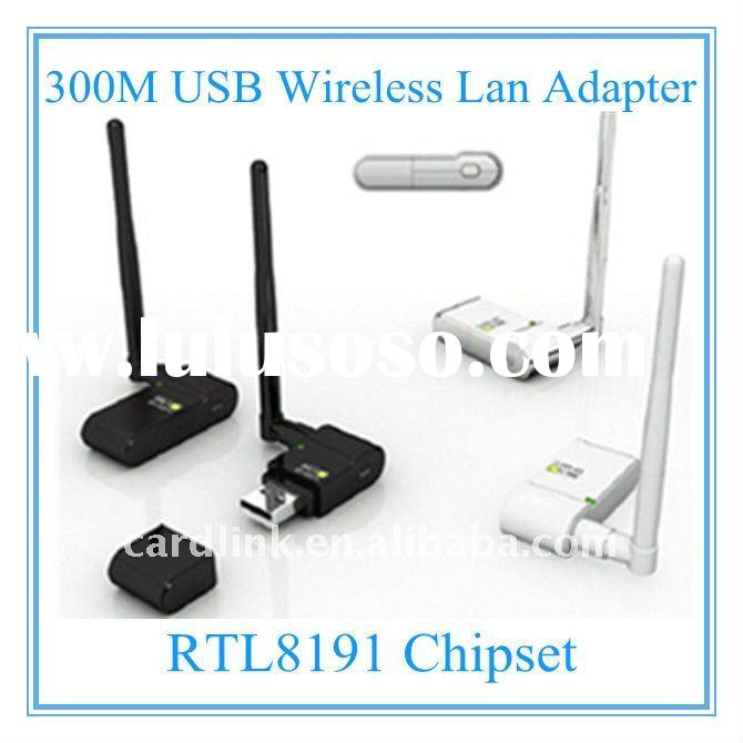 Factory Direct Sale---3000M USB Wireless Lan Adapter with RTL8188 Chipset