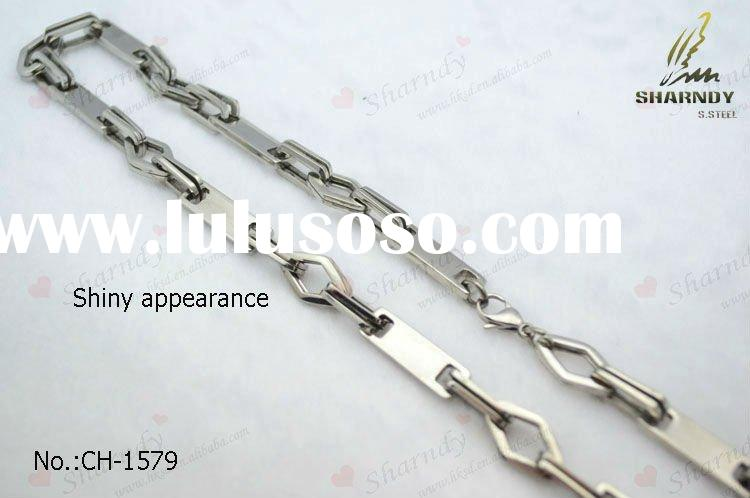 Fashion stainless steel wholesale neck chains