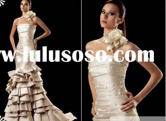 Free Shipping wedding dress evening dress prom dress