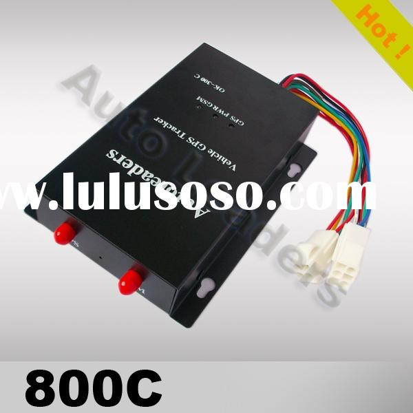 GPS Fleet management tracking device with fuel consumption function