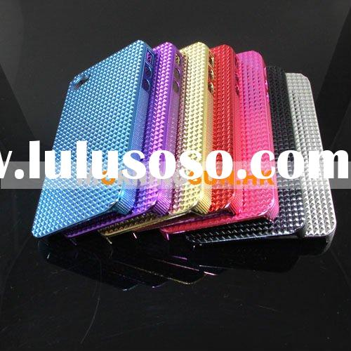 HIGH quality,Diamond shape case for iphone 4 ,bling shining case for iphone,hard case