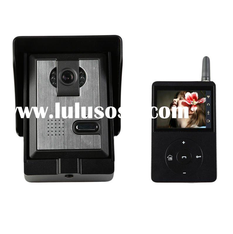 HOT!! selling wireless home security for villa,apartment from factory