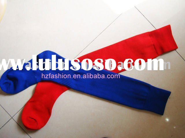 High quality socks for soccer wear