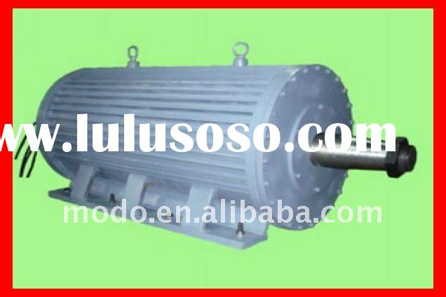 Horizontal axis wind turbine/Hydro generator/wave power generator