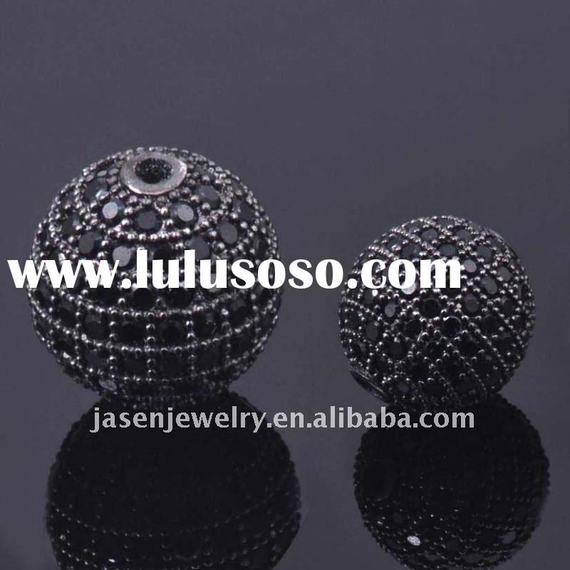 Hot sale 925 sterling silver shamballa beads