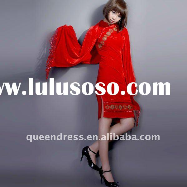 Hot-sale New Style Elegant Party Dress in Autumn/Winter 2011