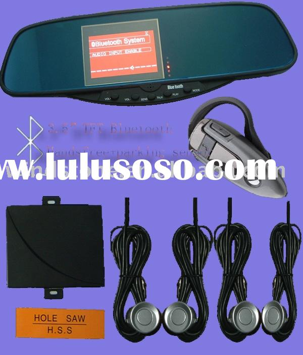 Hottest Selling-Auto Part Kit Car Bluetooth Handsfree Mirror(BT728SEC4)