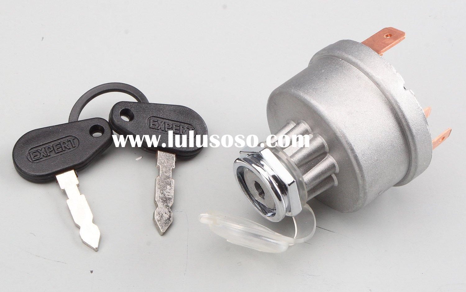Ignition Switch for Tractor, accessory, spare part, ignition starter switch,component part