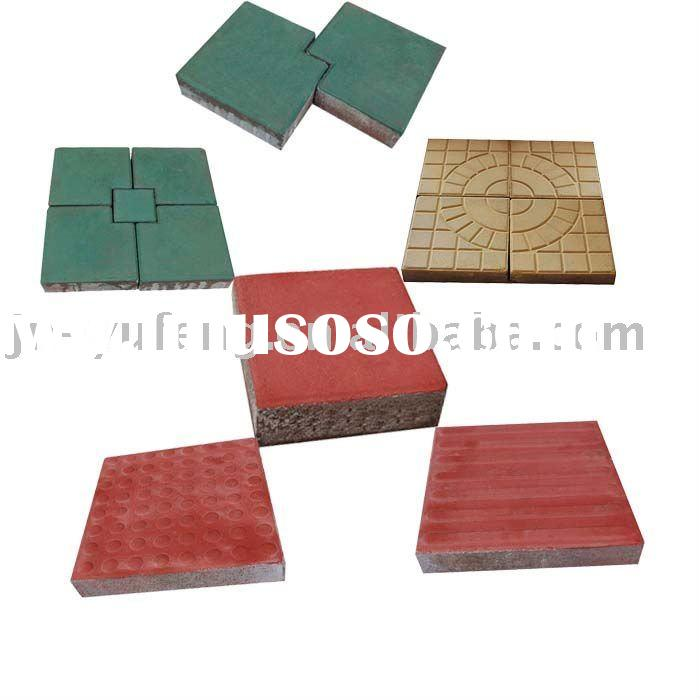 Interlocking Paving Brick Making Machine/Hydraulic paving block making machine