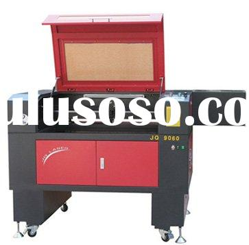 JQ laser machine/engraving/cutting/CO2 sealed tube laser