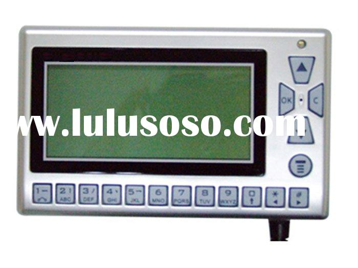 LCD Screen for GPS Navigation System, GPS Devices, GPS Dispatching System