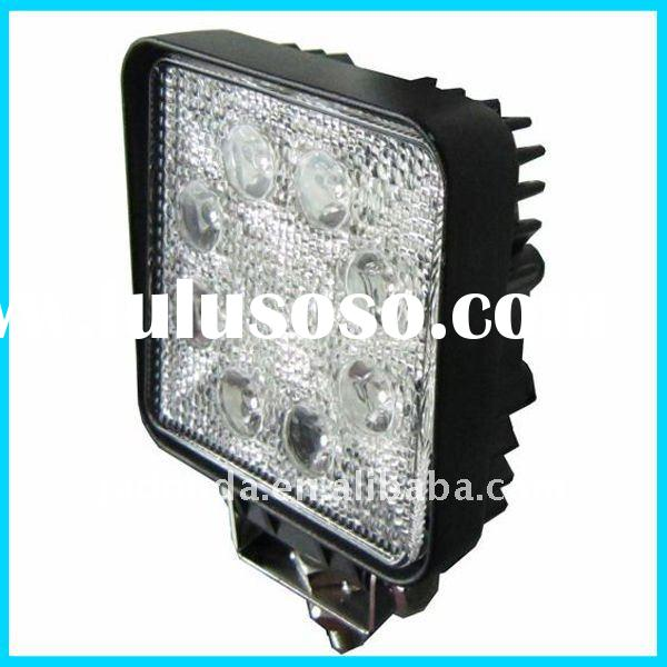 LED work lamp 24W/led truck light/led off road lights