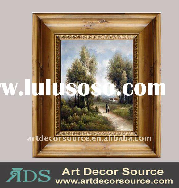 Landscape Oil Painting Canvas in 3 sizes