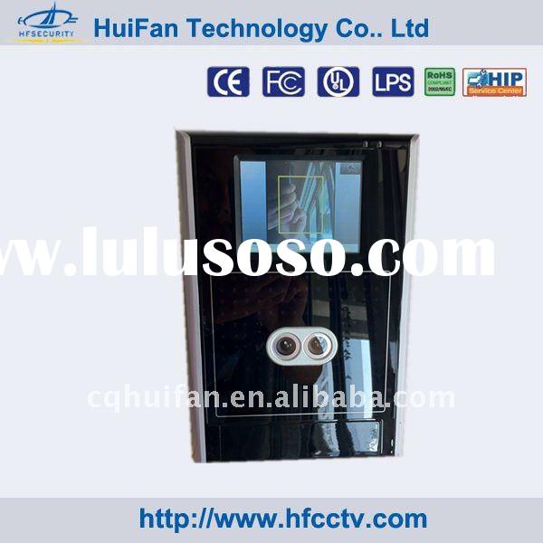 Latest Biometric Face Recognition Time and Attendance with software free FR702