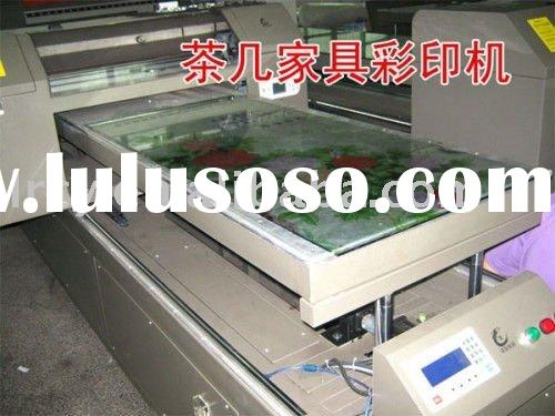 Longrun flatbed printer universal glass printing machinery A0-9880