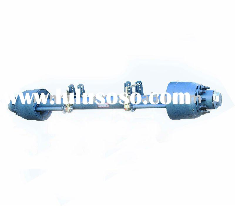 Low-Loader Axle for Truck Trailer and Heavy Duty