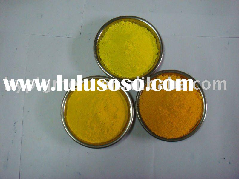 Medium Chrome Yellow(Inorganic pigment)