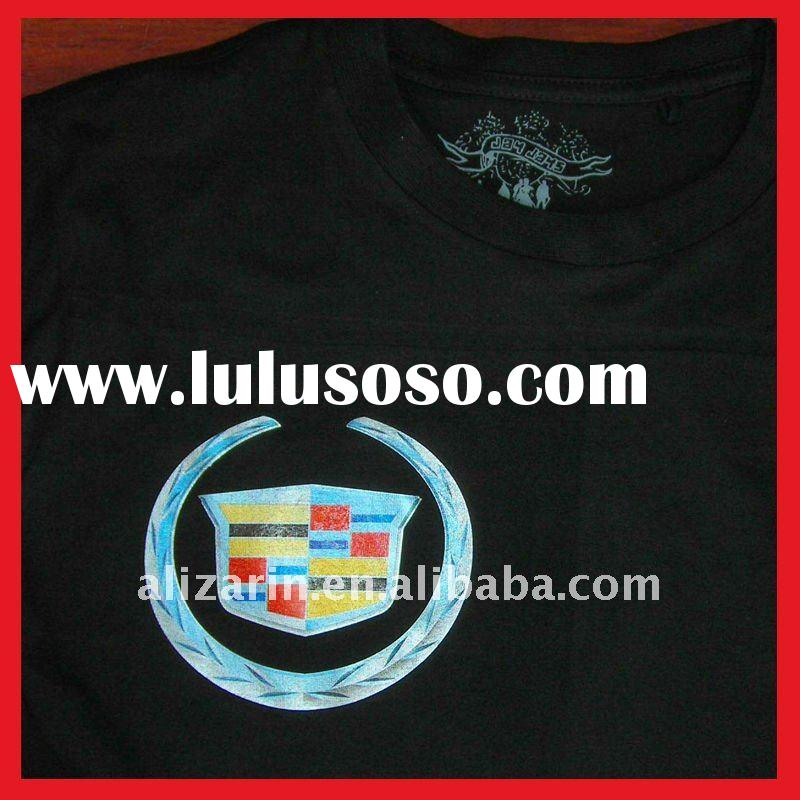 Metallic laser heat transfer paper