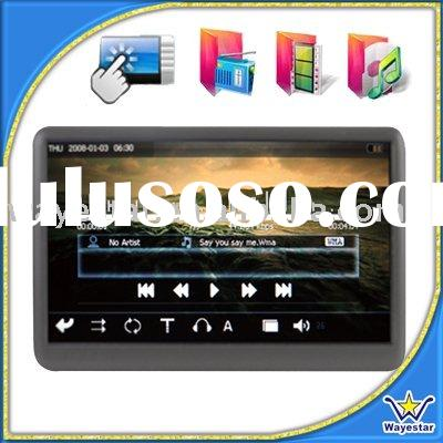 Mp6 Touch Screen Player