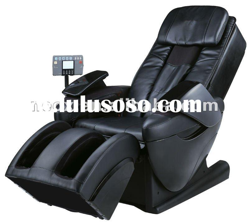 NE-8600 Pro-Air Stretch Zero Gravity 3D Massage Chair: Industry No.1