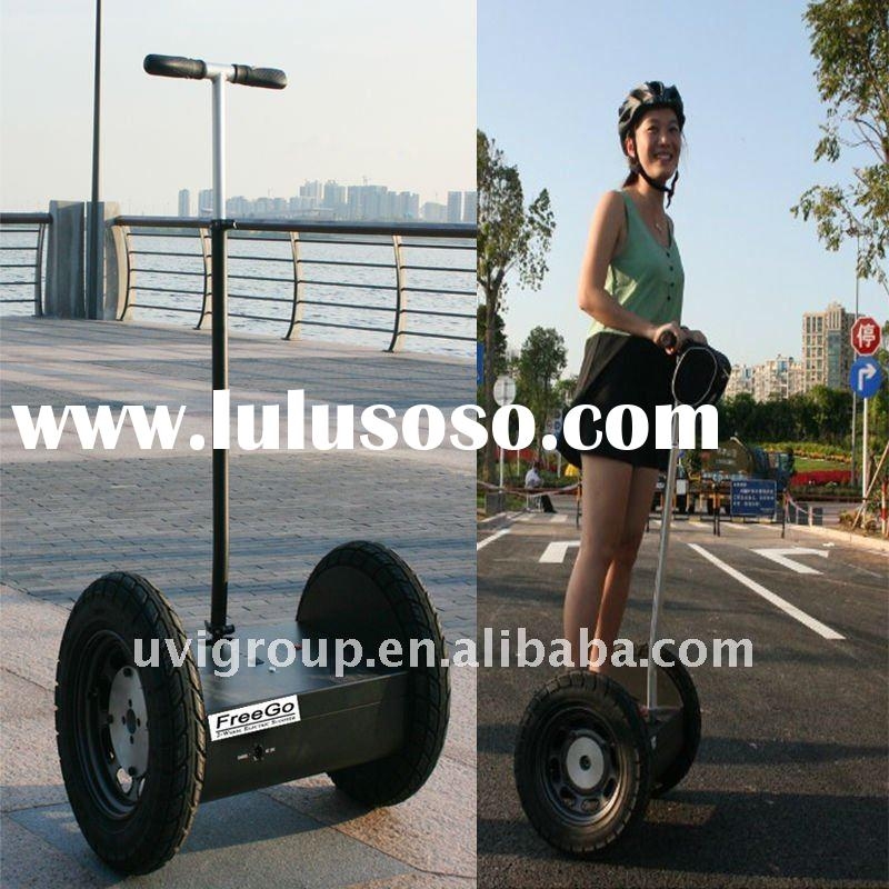 New and smart chinese seg way type two wheel balance electric scooter