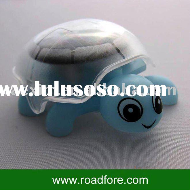 New arrival solar crawling mini tortoise,solar auto crawling,solar educational toy,solar toy