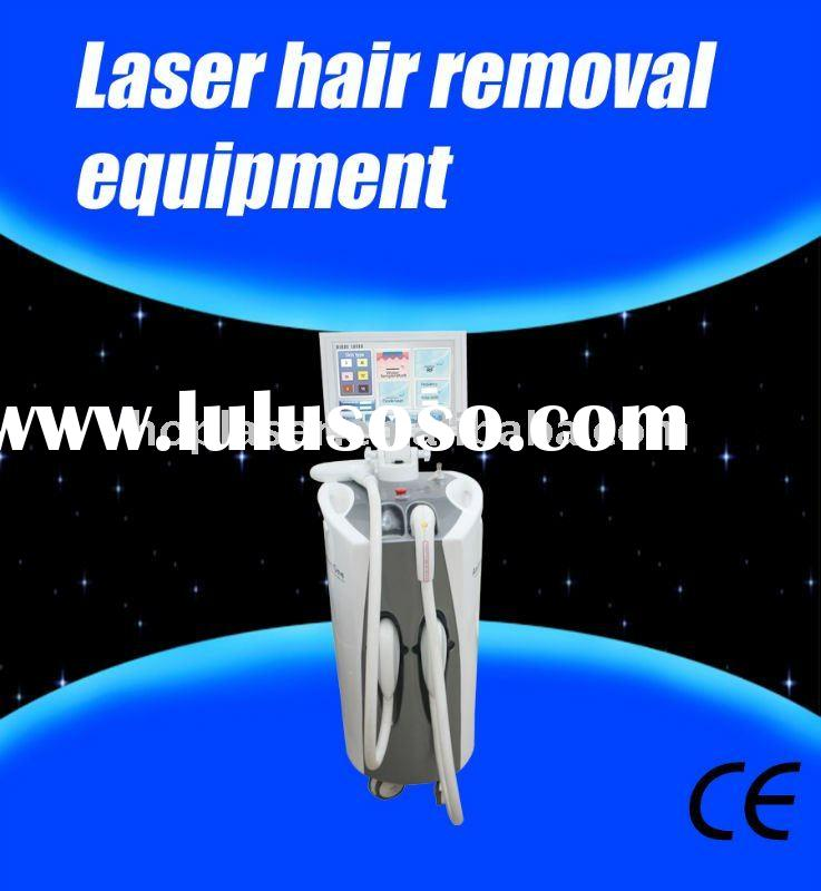 New version hair removal Diode laser&Light Sheer beauty machine