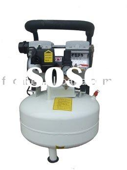 No noise air compressor