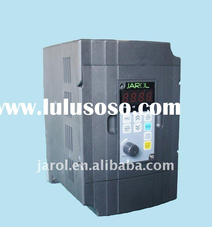 PID controller and PLC control Single Phase AC drive