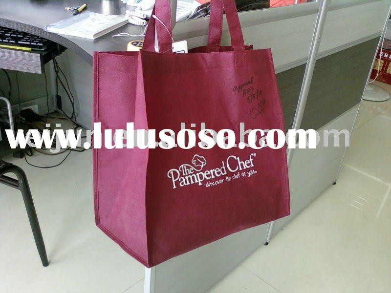 PP nonwoven fabric Shopping Bags