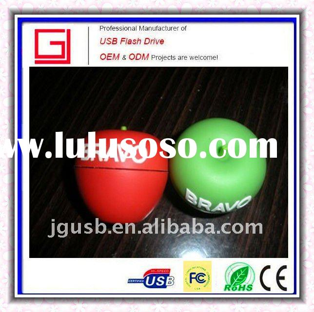 Promotional Rubber USB Flash Memory