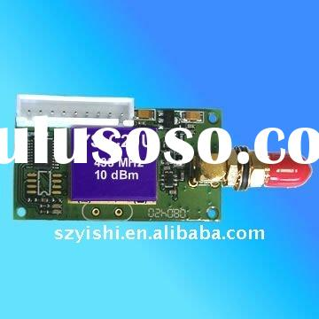 RF data transceiver, wireless data module, RF link module for wireless rs-485/RS-232