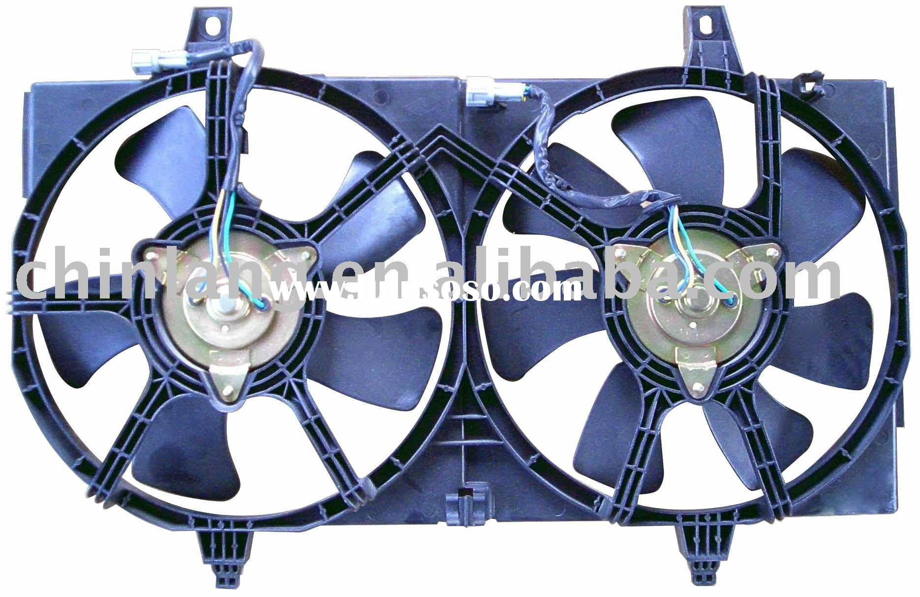 Radiator Fan/Auto Cooling Fan/Condenser Fan/Fan Motor For NISSAN QUEST 04'~