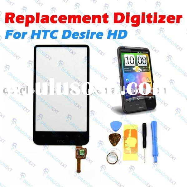 Replacement LCD Touch Screen Digitizer Panel Part Tools Set For HTC Desire HD