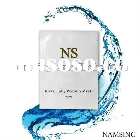 Royal Jelly Collagen Anti-Aging Skin Care Facial Mask
