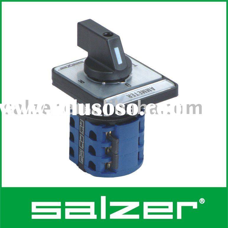 Salzer_Ammeter_Switch_CE_Certified_ salzer cam switch 20a for sale price,china manufacturer,supplier salzer ammeter selector switch wiring diagram at fashall.co