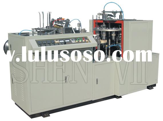 Single PE Coated Paper Cup Machine