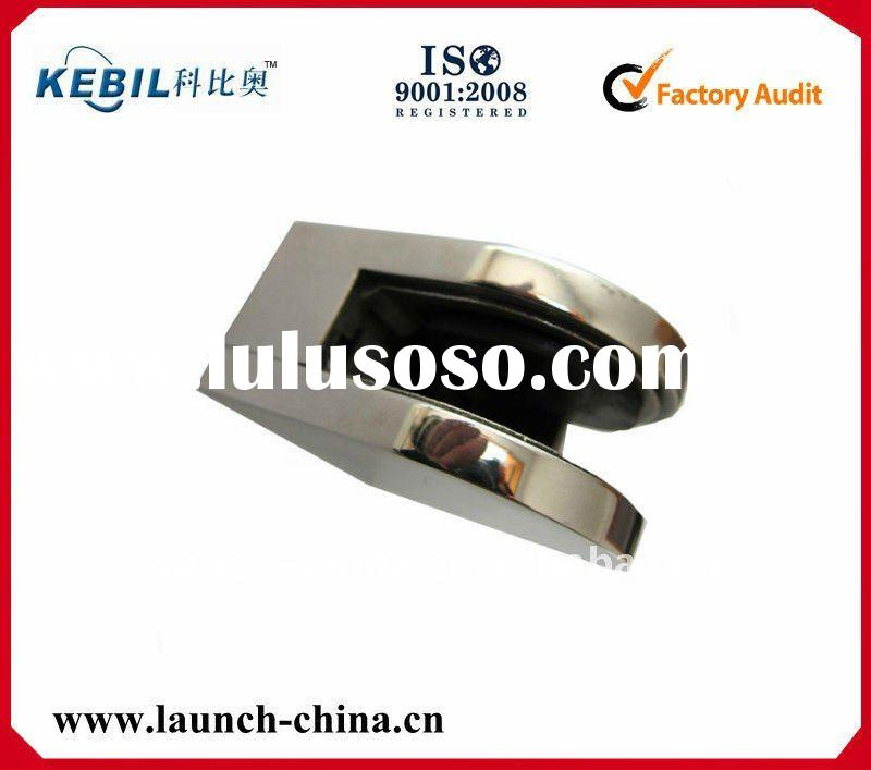 Stainless steel glass balcony/stair fittings