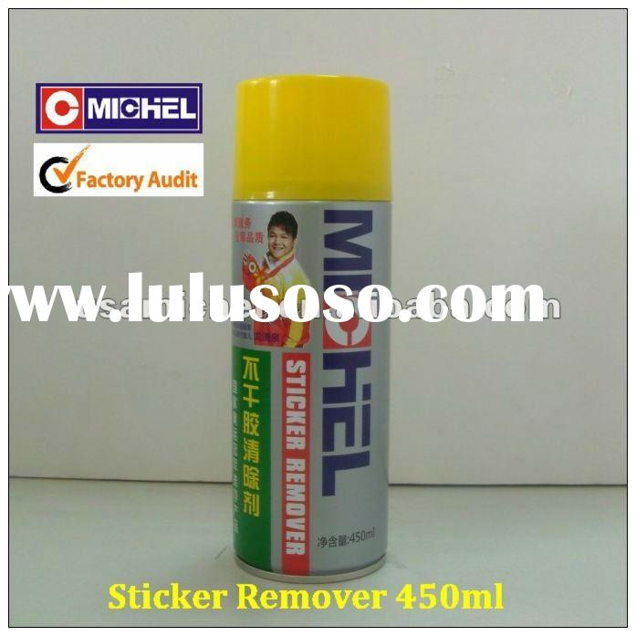 Decal Sticker Remover Spray For Sale Price China