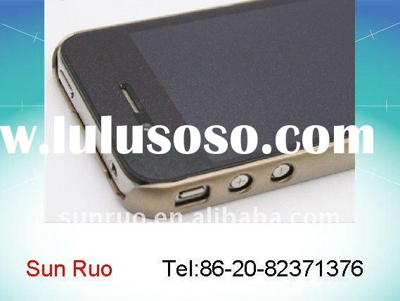 The most fashionable cell phone diamond screen protector with high quality