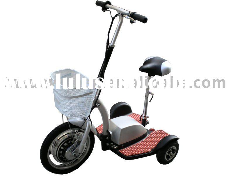 Three Wheel Zappy Electric Scooter/ electric tricycle