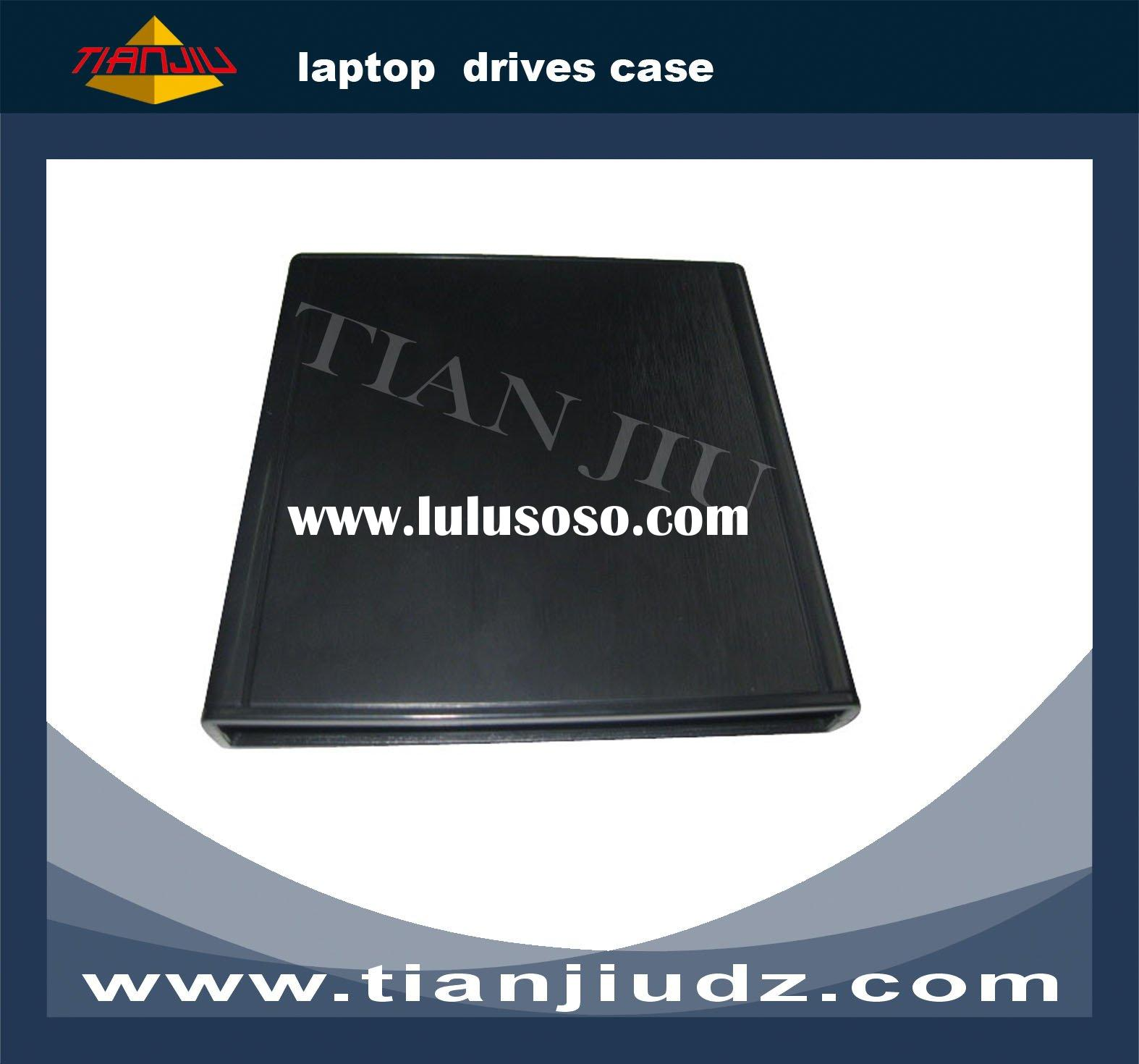 USB 2.0 external portable outdoor CASE FOR LAPTOP DVD RW ROM ,CD ROM and Combo Drive