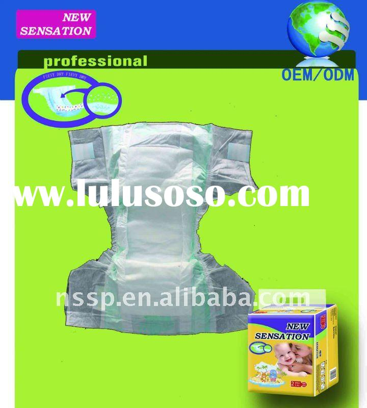 Ultra-thin Baby Disposable Diaper,Super Breathable