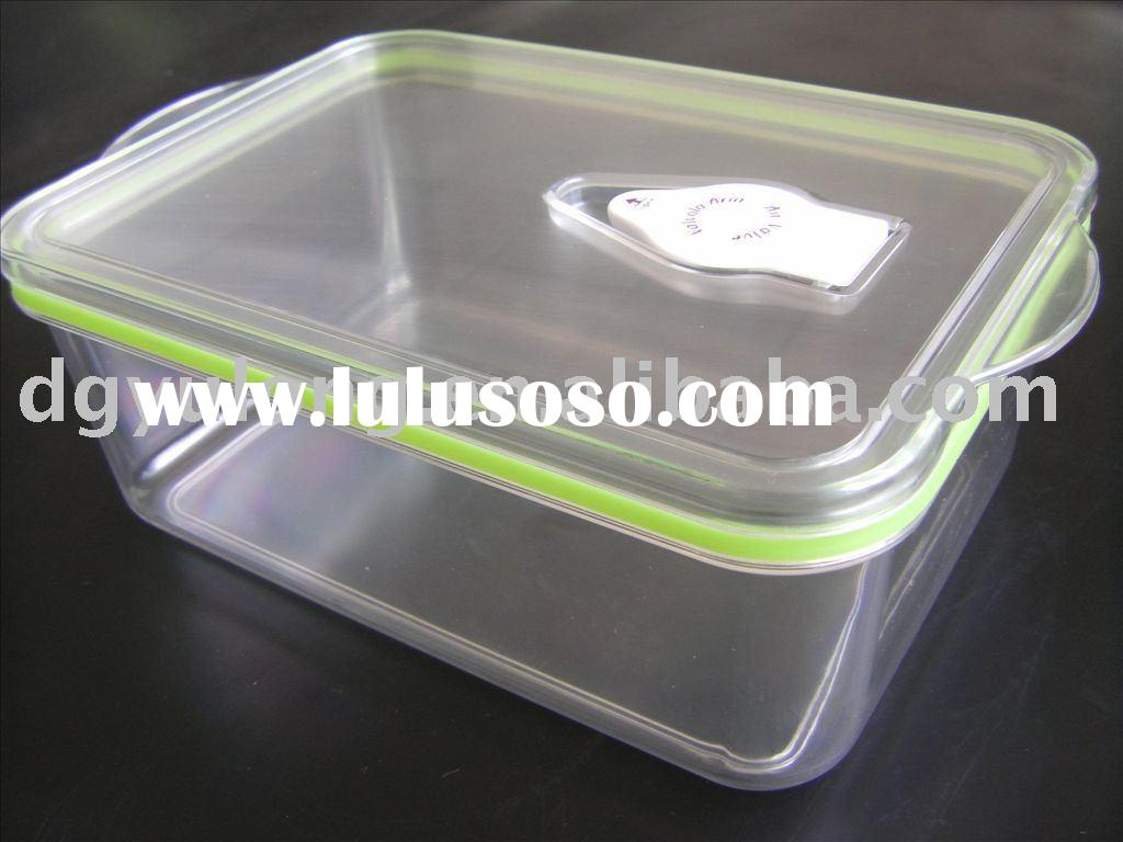 Vacuum containers/boxes
