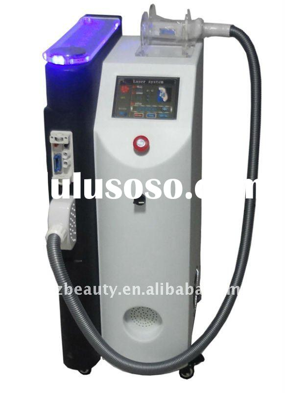 WL-33 E Light (ipl+rf) and Tattoo removal Yag Laser equipment