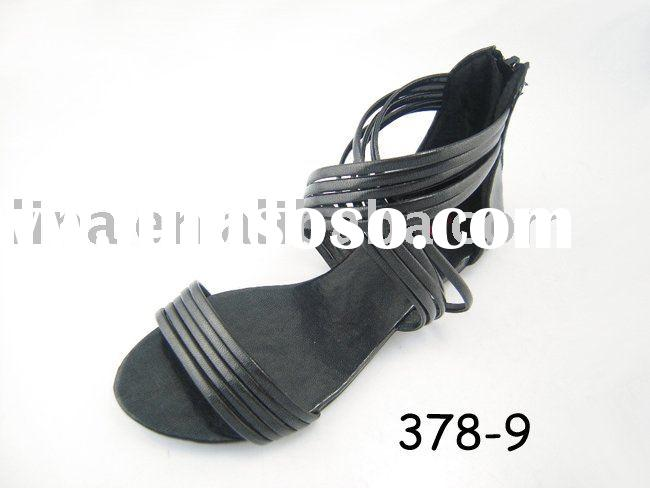 Wholesale supply export hot-selling classic Gladiator shoes/woman sandals