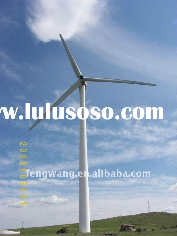 Wind Turbine Generator all system 50KW-100KW horizontal axis wind power generator