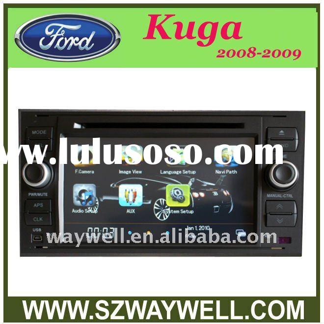Windows CE 6.0 Car gps with radio tuner FOR FORD KUGA 2008-2009