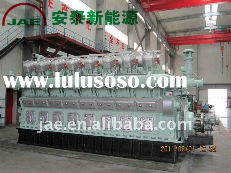Wood/Wood Chips/Saw Dust Gasification Power Generation Plant 100KW-20000KW